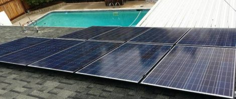 Image of Solar installation at La Mirada – Orange County
