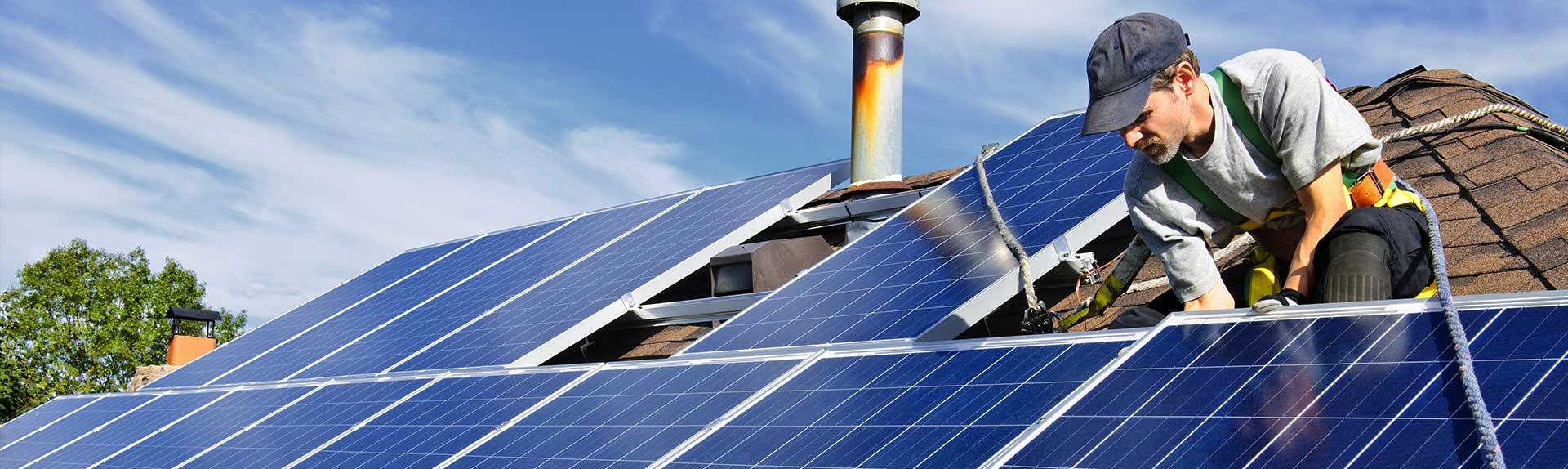 Solar Panel Installation Los Angeles | Pacific Green Homes