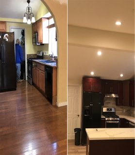 Image of Kitchen Remodeling Project