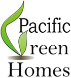 Logo of Pacific Green Homes