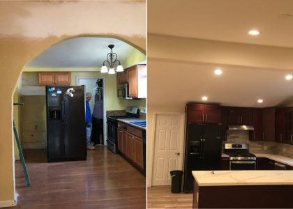 Image of Kitchen Remodeling Project Sylmar, California