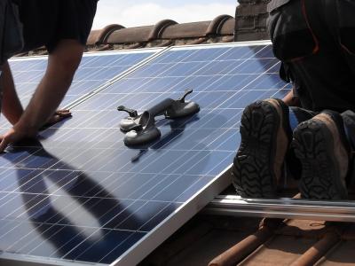 solar panel repair and maintenance