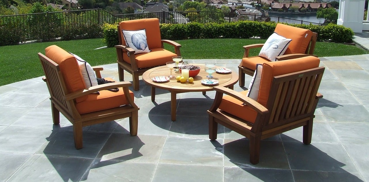 Image of Patio Installation in Los Angeles