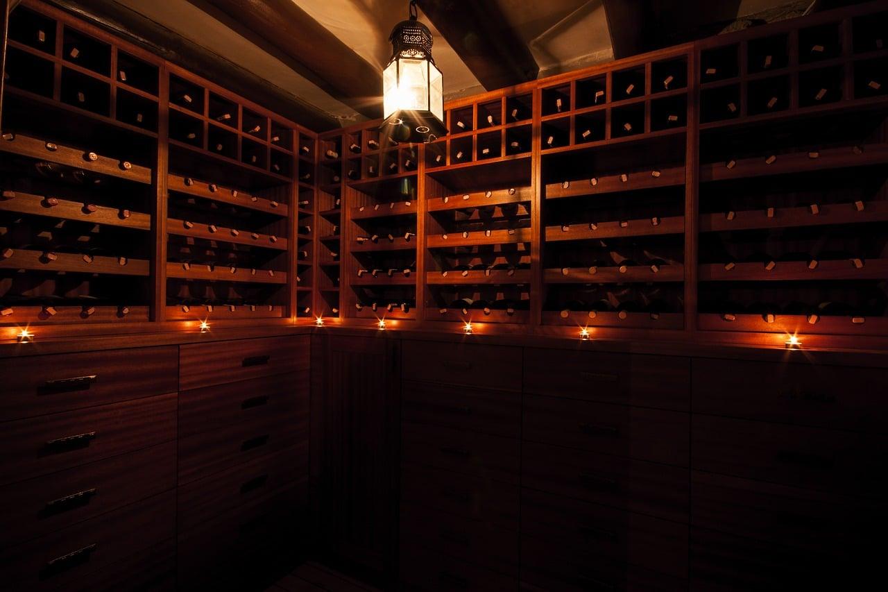 Image of Custom Wine Cellars in Los Angeles